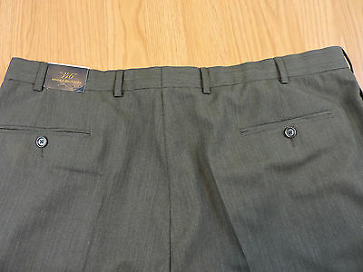 NEW Brooks Brothers 100% Wool Men's Dress Pants 42 x 30 New With Tags!
