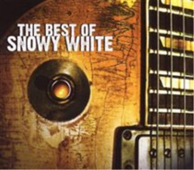 Snowy White-The Best of Snowy White  CD NEU