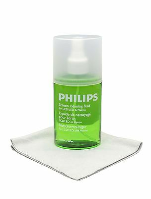 Philips SVC1116G Screen Clean/Cleaner for LCD/ LED/ Plasma PC & TV Flat Screens
