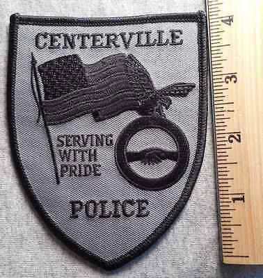 Centerville Georgia Police Patch (Highway Patrol, Sheriff, Ems)