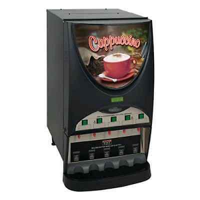 Bunn IMIX 5 REFURB 5 Selection Commercial Cappuccino Machine &Wrty Crt WILL SHIP
