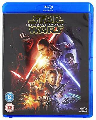 Star Wars: The Force Awakens [Blu-ray] [2015] [Region Free] - DVD  TWVG The