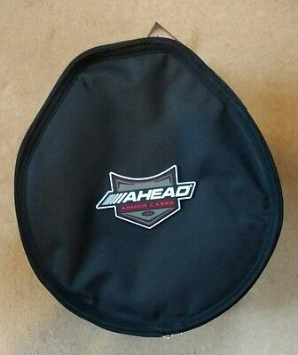 """Ahead 14"""" x 6.5"""" (Ar3006) Armor Snare Drum Case, Bag (New with tags)"""
