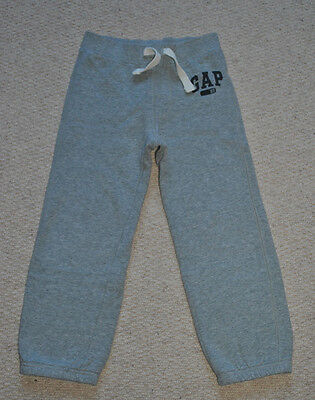 GAP Boys Grey Tracksuit Bottoms. Age: 5 Years