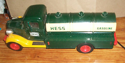 Vintage 1982  The First Hess Tanker Toy Truck