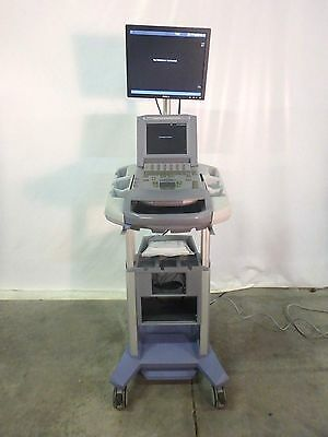 Sonosite Titan Portable Ultrasound System w/ Cart & Manual Medical