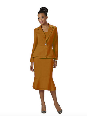Wear Abouts Women's 2-pc. Cutout Skirt Suit Plus Size 20W Brand New NWT