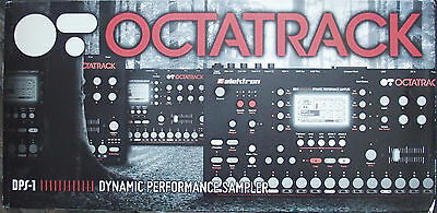 SAMPLER OCTATRACK neuf