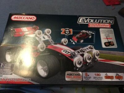 Meccano Autocross Remote Control Toy RC Car Buggy Brand New
