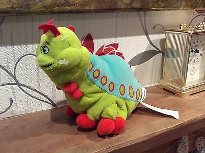 Heimlich Soft Toy From Bugs Life