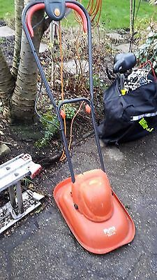 Lawn mower electric Flymo compact