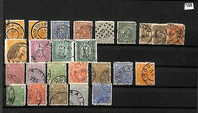 f128-European Collection Mint & Used