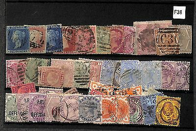 F38-GB– Used collection