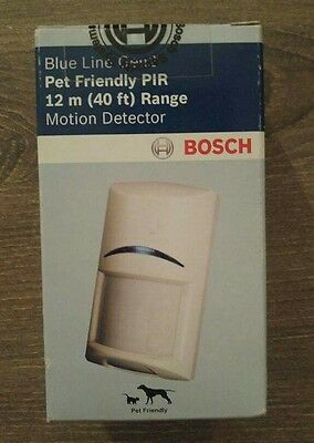 BOSCH Blue Line Gen 2 Pet Friendly PIR Motion Detector