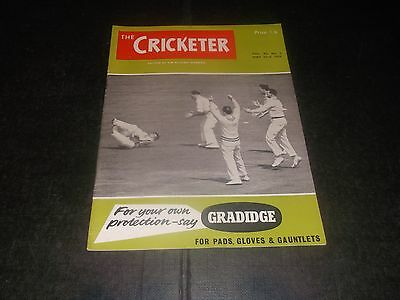 THE CRICKETER MAGAZINE MAY 23rd 1959