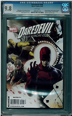 Daredevil #500 - Marvel Comics Cgc 9.8