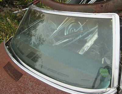 1968 buick electra 225 convertible windshield stainless GM