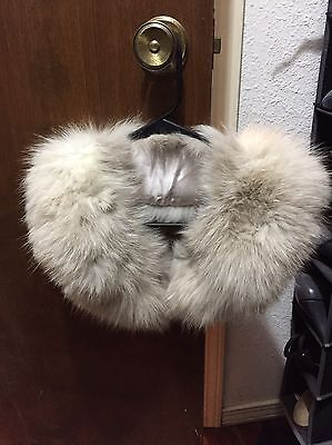 Fox Fur Wrap/Collar