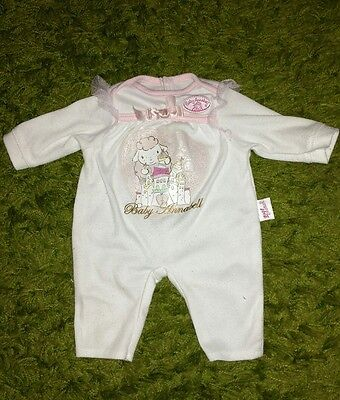 baby annabell romper / outfit