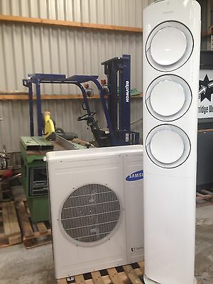 Samsung Air Conditioning Console Floor Inverter Heat Pump