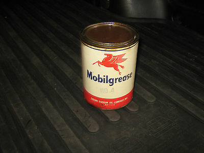 Mobil Grease Pegasus Grease No. 4 1 Pound Can Full