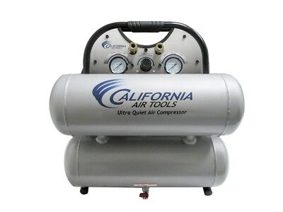 CAT- 4610A-H  Ultra Quiet , Oil-Free, Lightweight  Air Compressor - USED