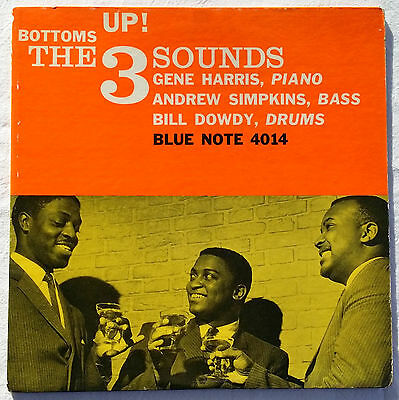 Bottoms UP! The Three Sounds Blue Note BLP 4014