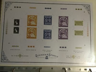 Terry Pratchett Discworld stamps Archive Sheets