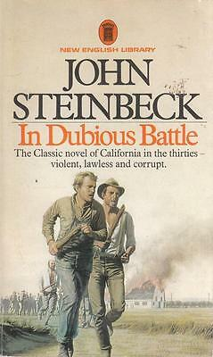 In Dubious Battle - John Steinbeck - New English Library - Good - Paperback