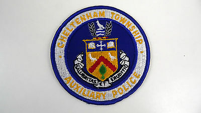 Cheltenham Township, Pennsylvania, Auxiliary Police Dept Patch