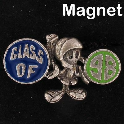 MAGNET Marvin The Martian WARNER BROS LOONEY TUNES TIE TACK WB STORE 4240