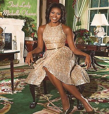 """First Lady """"Michelle Obama """" In the White House - Portrait / Poster"""""""