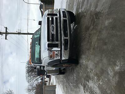 2008 Ford f450 self loader tow truck