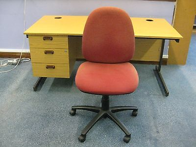 Office Desk And Chair Good Clean Condition More Than One Available