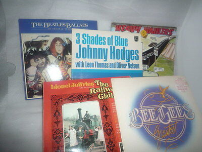 5 Various LPs in Good Condition