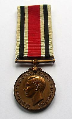 Special Constabulary Long Service Medal / William J Glover