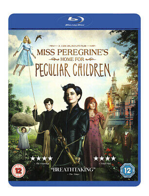 Miss Peregrine's Home for Peculiar Children Blu-Ray (2017) Eva Green