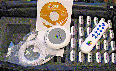 Lot of 24 eInstruction CPS NEW Clickers W BATTERIES USB & Receiver 100'S TO SELL