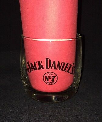Jack Daniel's Old No 7 Brand Glass Tumbler Lowball