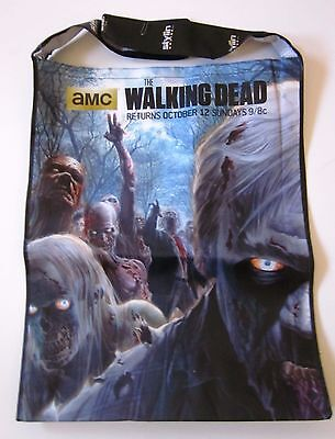 AMC Walking Dead Promotional Bag 30 x 24 inches
