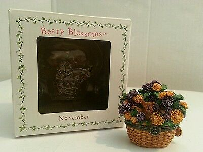 Boyd's Beary Blossoms November in Box