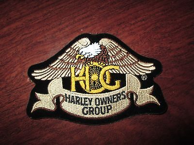 harley davidson owners group patch