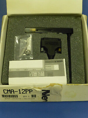 "Newport CMA-12PP Motorized Linear Actuator, 0.5"" Range, ESP-Compatible"