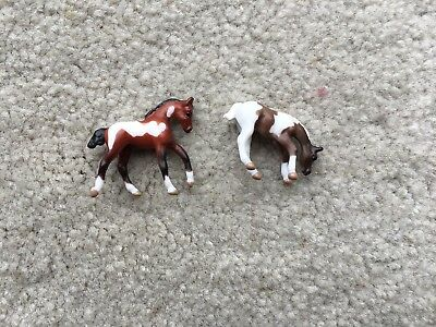 Breyer Horse Mini Whinnies #7151 Spots N' Patches Grazing Romping Foals Pinto