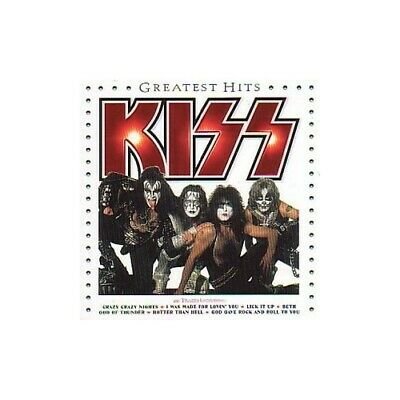 Kiss - Greatest Hits - Kiss CD 0DVG The Cheap Fast Free Post The Cheap Fast Free
