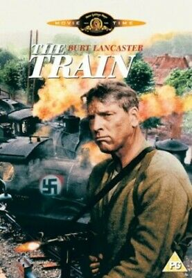 The Train [DVD] [1964] - DVD  Y1VG The Cheap Fast Free Post