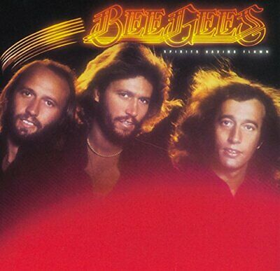 Bee Gees - Spirits Having Flown - Bee Gees CD G5VG The Cheap Fast Free Post The
