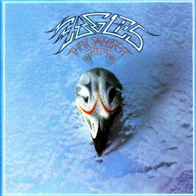 Eagles - Their Greatest Hits - Eagles CD VSVG The Cheap Fast Free Post The Cheap