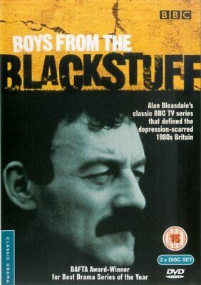 Boys from the Blackstuff [DVD] - DVD  ERVG The Cheap Fast Free Post