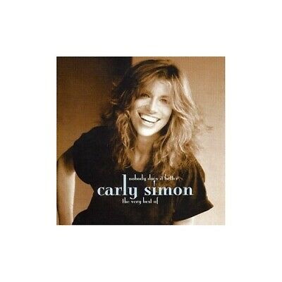 Carly Simon - Nobody Does It Better - The Very Best of ... - Carly Simon CD J7VG